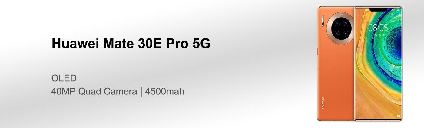 بررسی گوشی هواوی Mate 30E Pro 5G