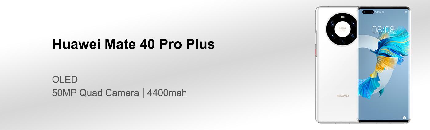 بررسی گوشی هواوی Mate 40 Pro Plus