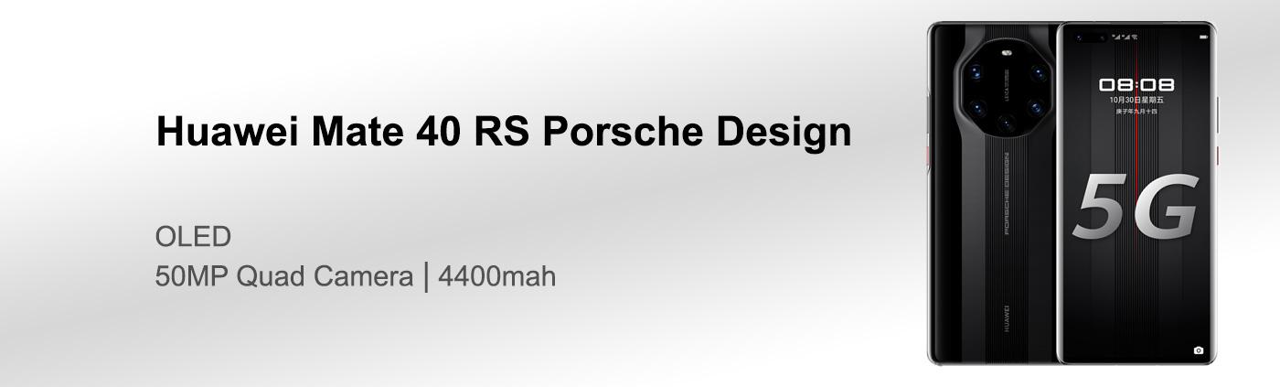 بررسی گوشی هواوی Mate 40 RS Porsche Design
