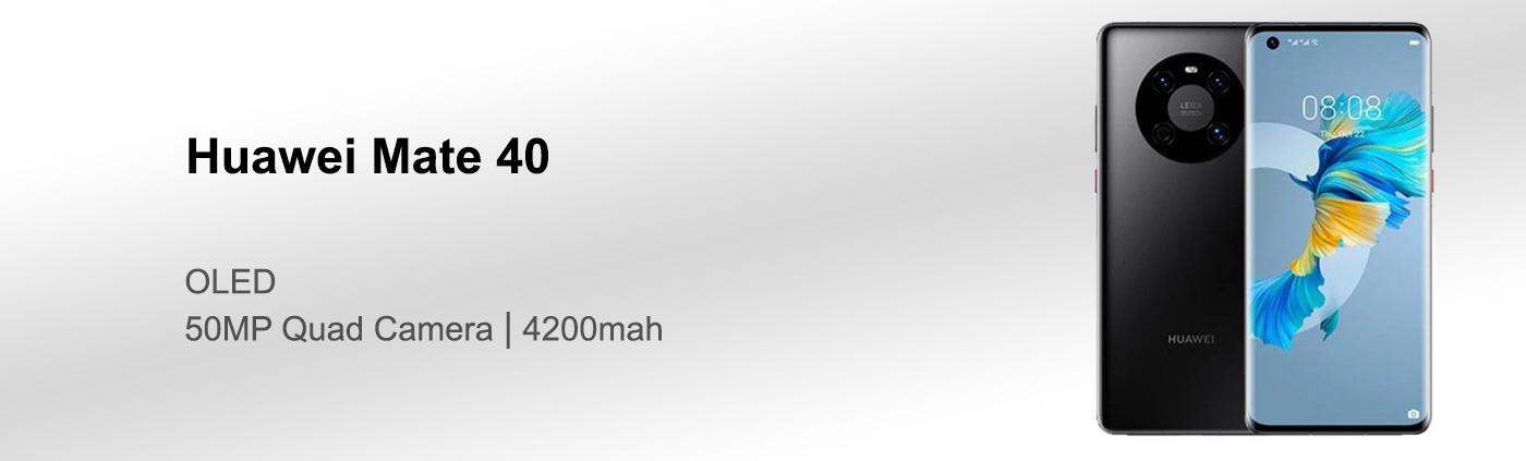 بررسی گوشی هواوی Mate 40