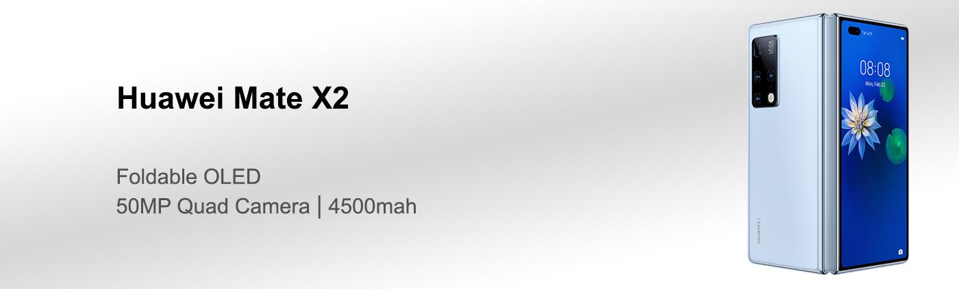 بررسی گوشی هواوی Mate X2