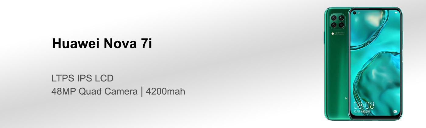 بررسی گوشی هواوی Nova 7i