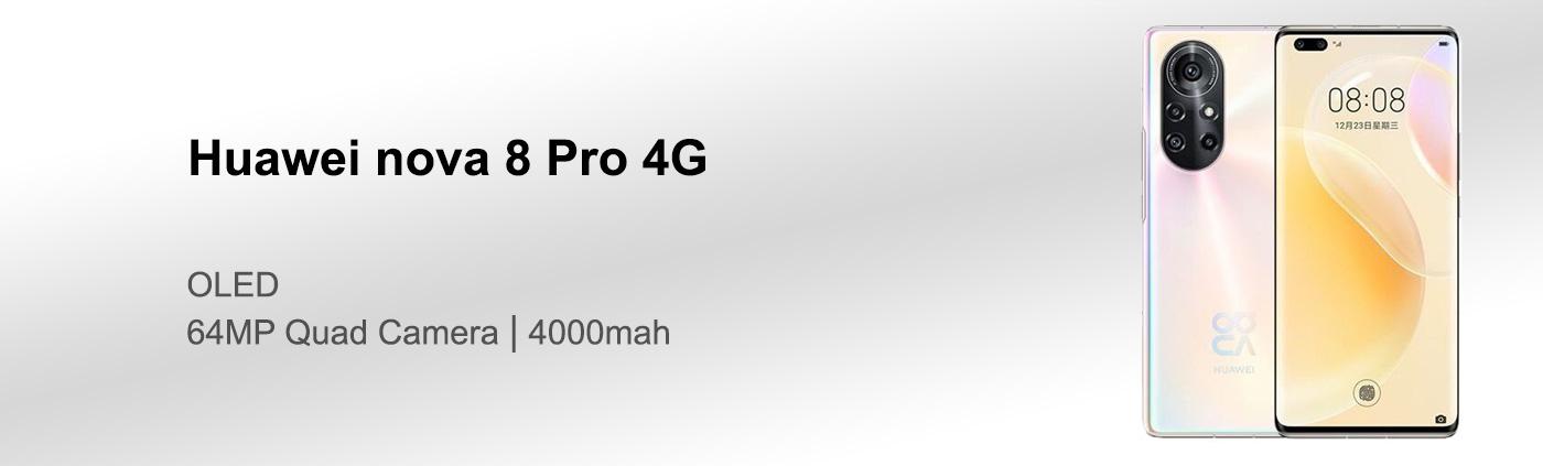 بررسی گوشی هواوی Nova 8 4G