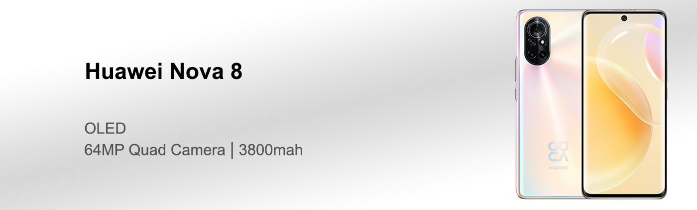 بررسی گوشی هوآوی Nova 8