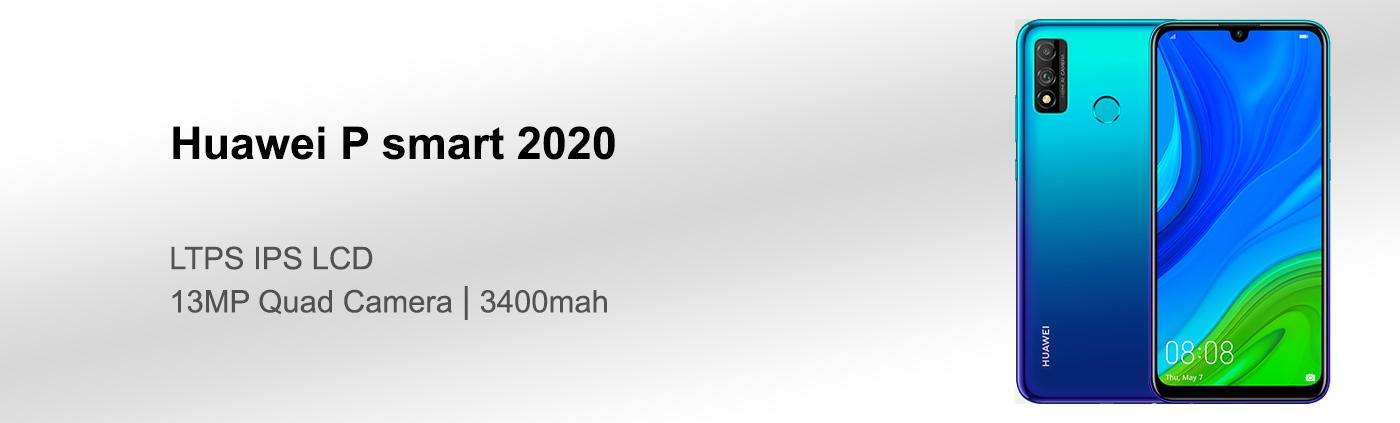 بررسی گوشی هواوی P smart 2020