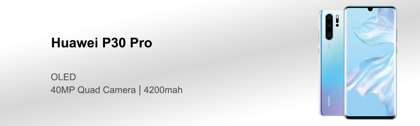 بررسی گوشی هواوی P30 Pro