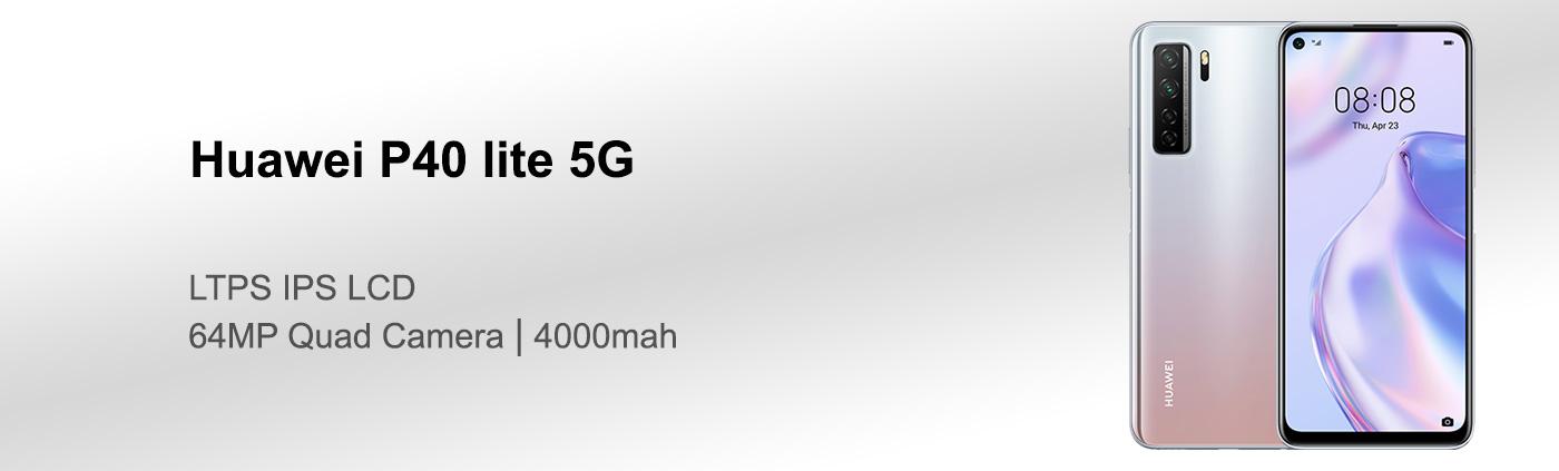 بررسی گوشی هواوی P40 lite 5G