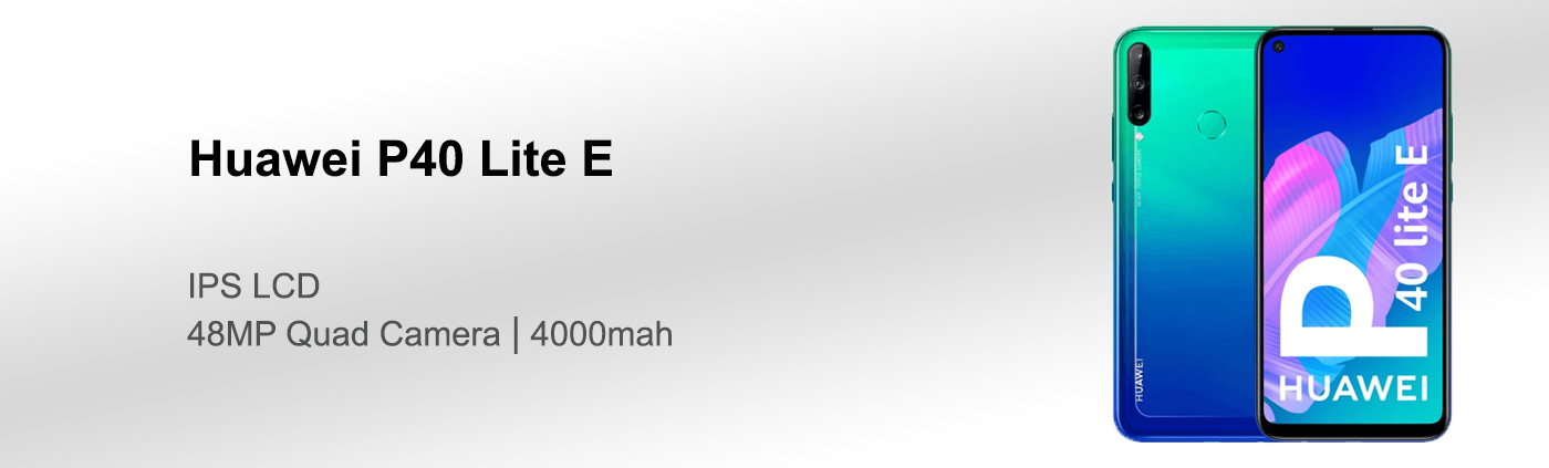 بررسی گوشی هواوی P40 Lite E