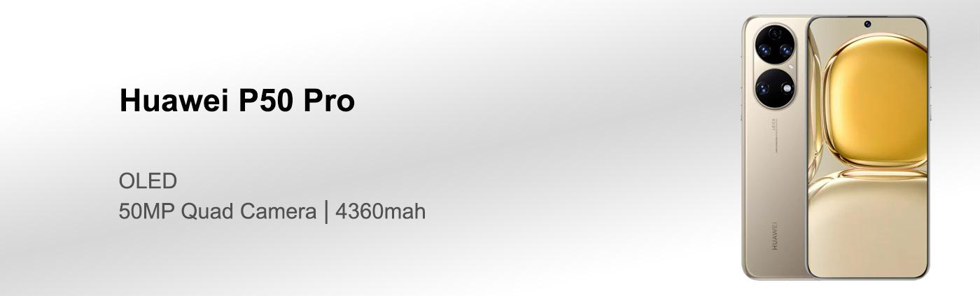 بررسی گوشی هوآوی P50 Pro