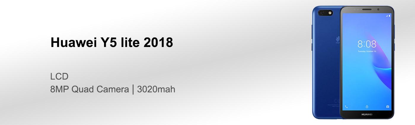بررسی گوشی هواوی Y5 lite 2018
