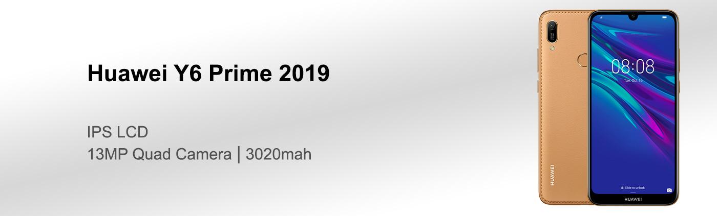 بررسی گوشی هواوی Y6 Prime 2019
