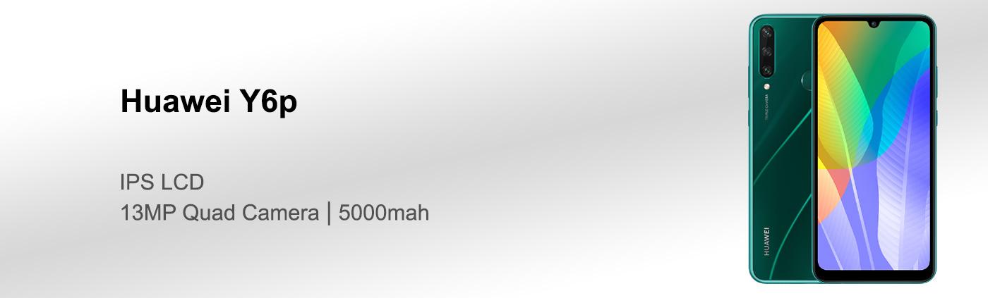 بررسی گوشی هواوی Y6p