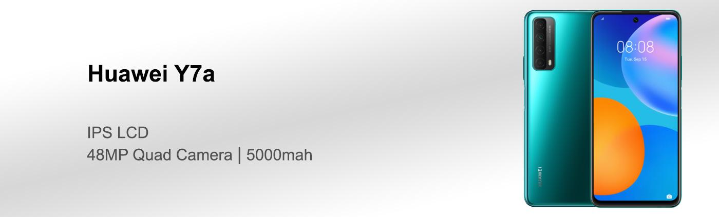 بررسی گوشی هواوی Y7a