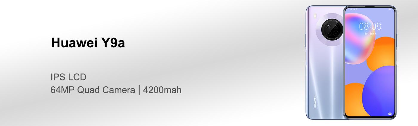 بررسی گوشی هواوی Y9a