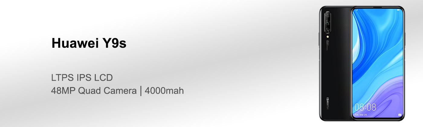 بررسی گوشی هواوی Y9s