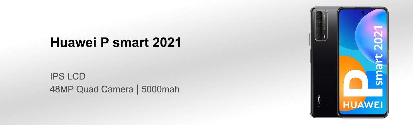 بررسی گوشی هواوی P smart 2021