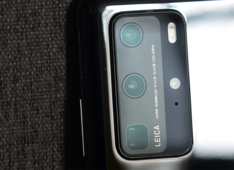دوربین گوشی هوآوی مدل P40 Pro
