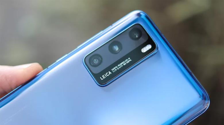 دوربین گوشی موبایل هوآوی مدل P40