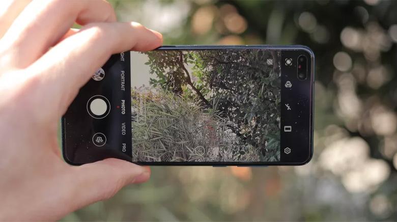 عکاسی با دوربین گوشی موبایل هوآوی مدل P40