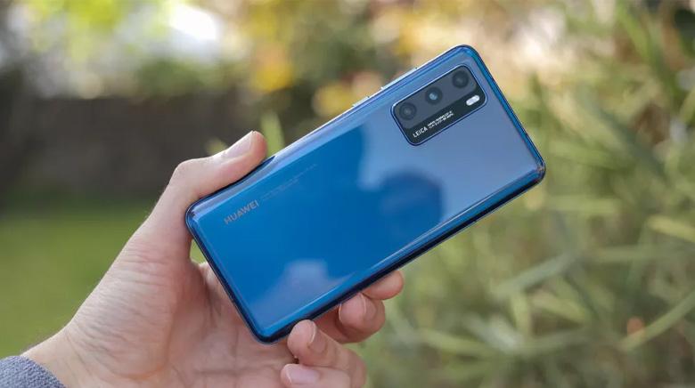 مشخصات سخت افزاری گوشی موبایل هوآوی مدل P40