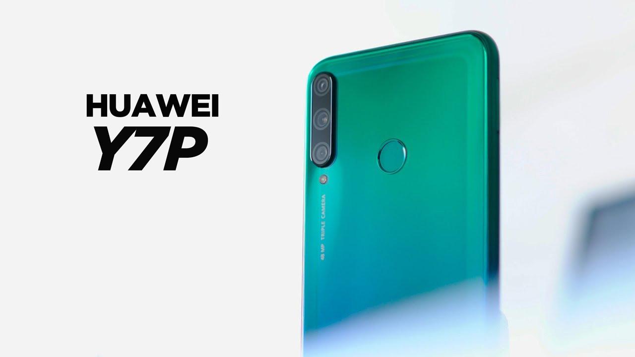 گوشی Huawei Y7p مجهز به چیپست Kirin 710F