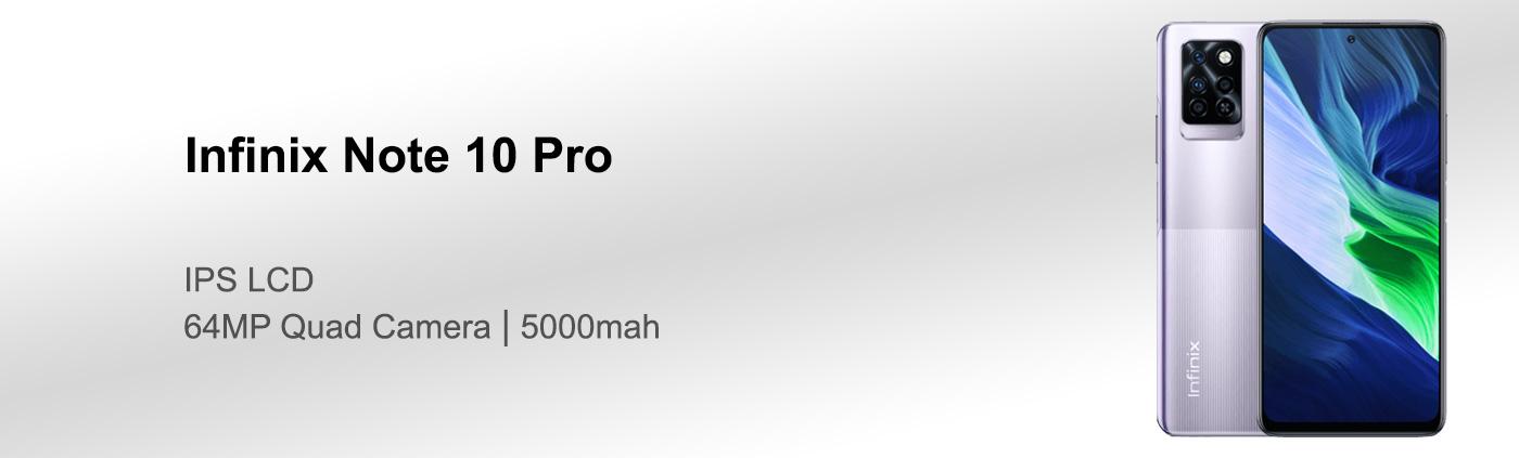 اینفینیکس Note 10 Pro
