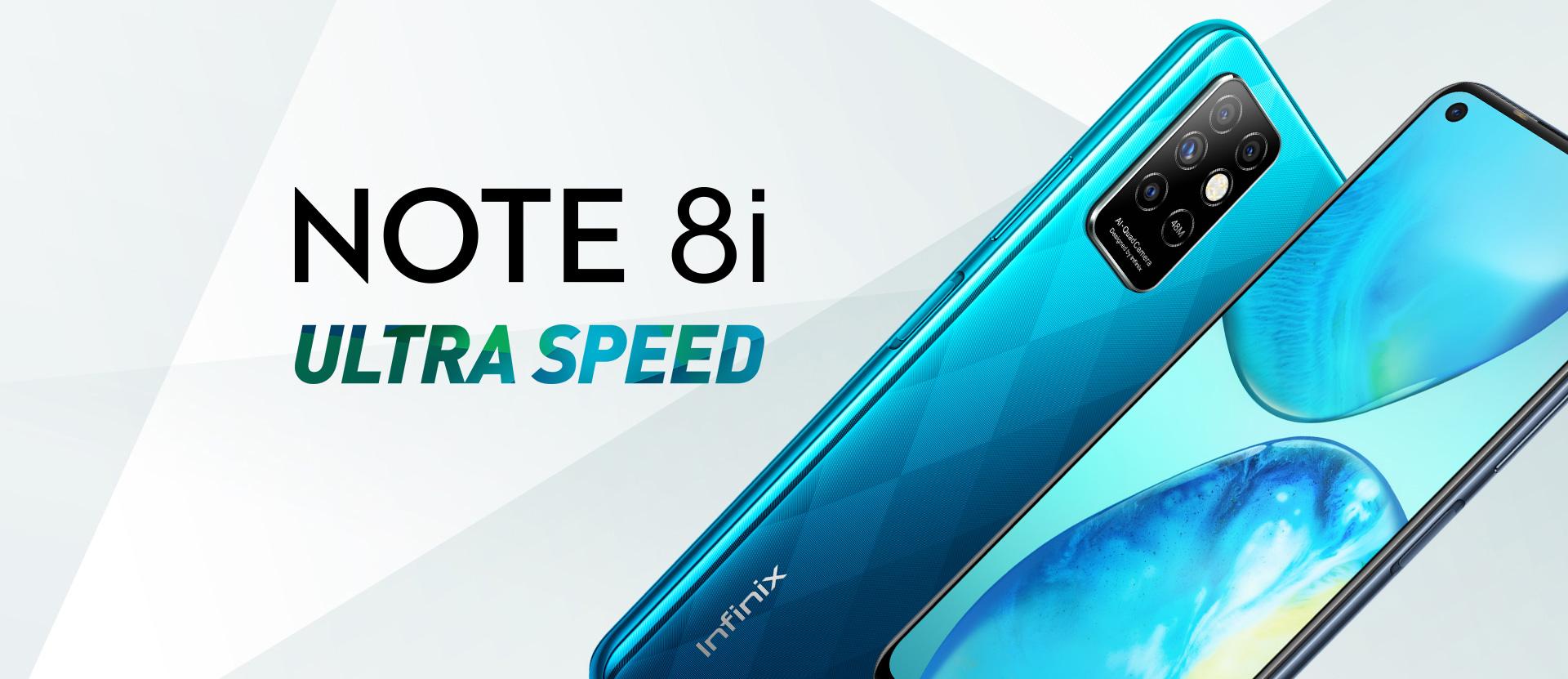 گوشی موبایل اینفینیکس Note 8i