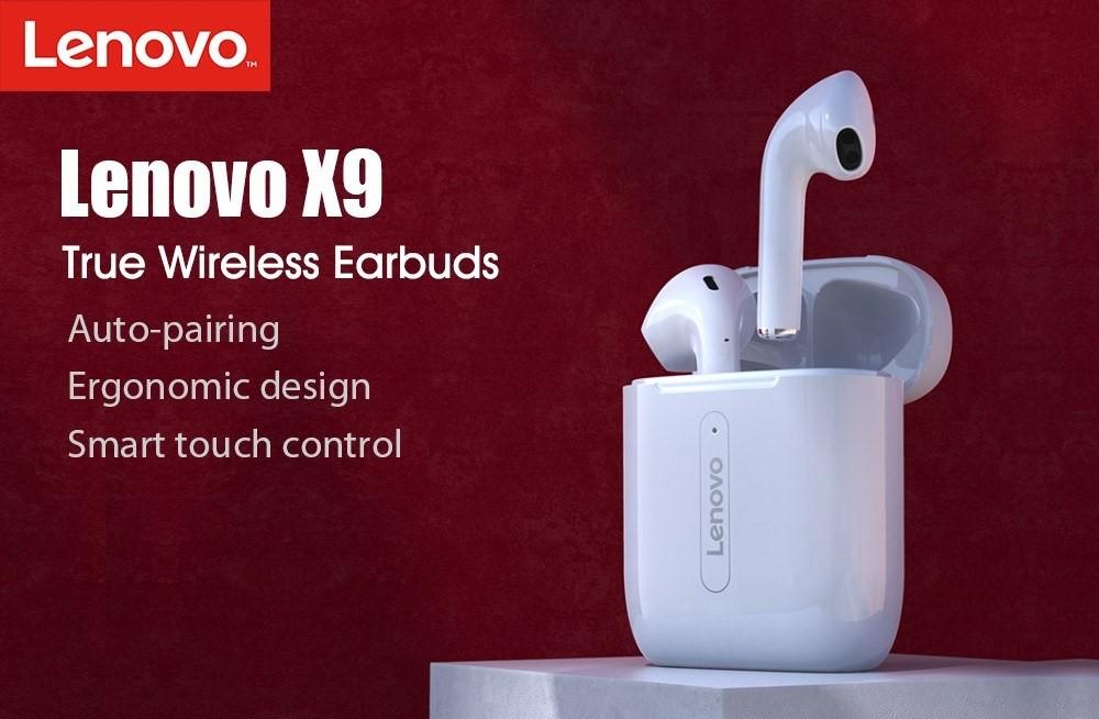 هدفون بلوتوث Lenovo X9