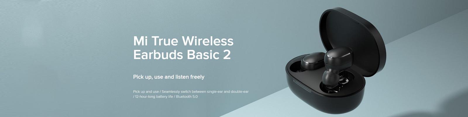 ویژگیها و قابلیتهای هدفون کاملا بیسیم شیائومی Mi True Wireless Earbuds Basic 2