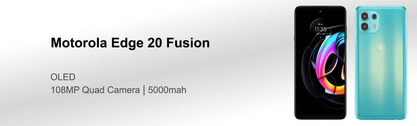 قیمت گوشی موتورولا Edge 20 Fusion