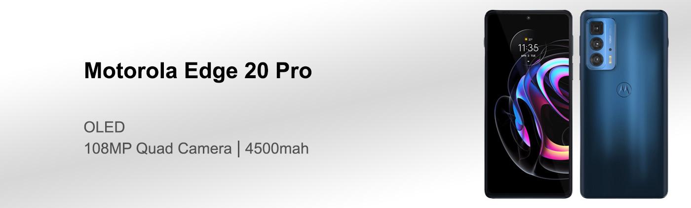 قیمت گوشی موتورولا Edge 20 Pro