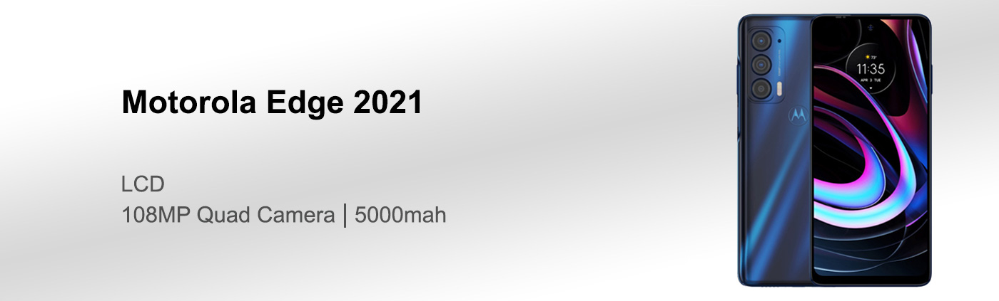 قیمت گوشی موتورولا Edge 2021