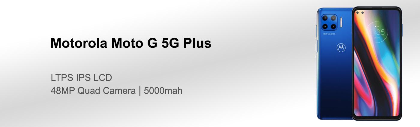 قیمت گوشی موتورولا Moto G 5G Plus