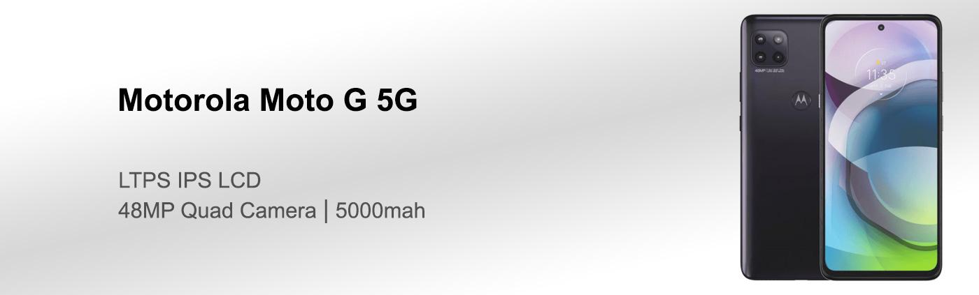 قیمت گوشی موتورولا Moto G 5G