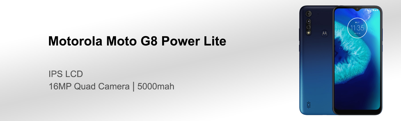 قیمت گوشی موتورولا Moto G8 Power Lite