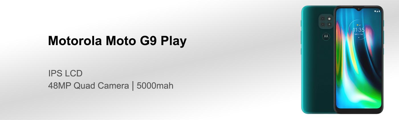 مشخصات گوشی موتورولا Moto G9 Play