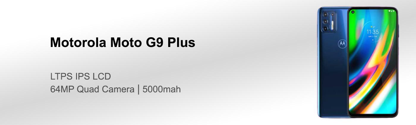 قیمت گوشی موتورولا Moto G9 Play