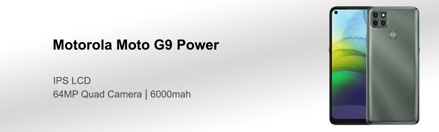 قیمت گوشی موتورولا Moto G9 Power