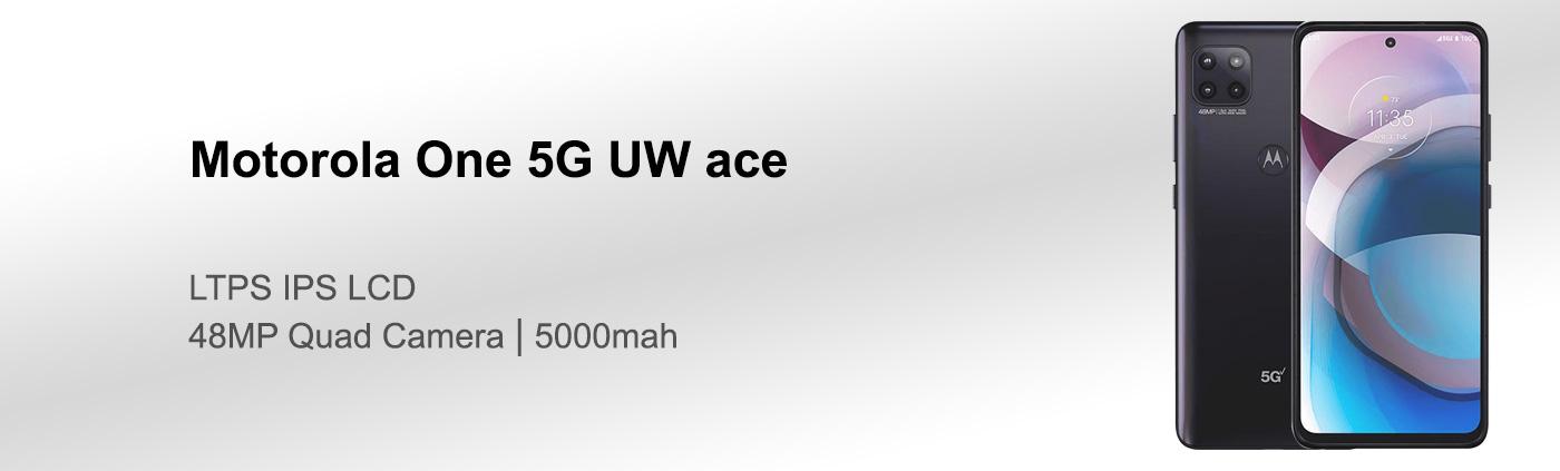 قیمت گوشی موتورولا One 5G UW ace
