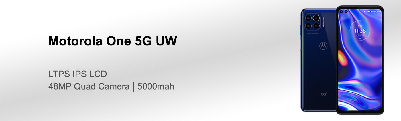 قیمت گوشی موتورولا One 5G UW