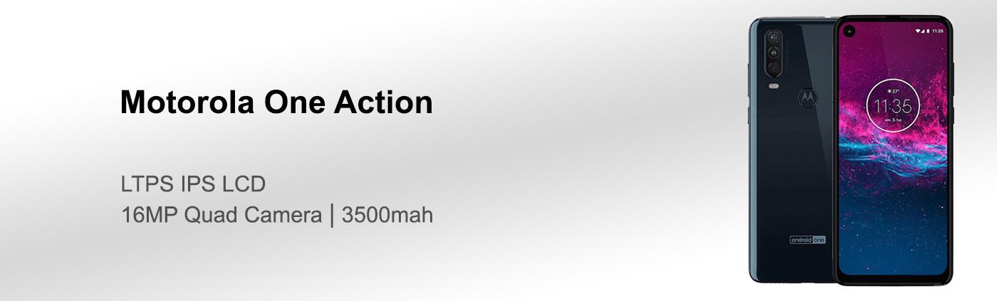 قیمت گوشی موتورولا One Action