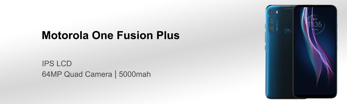 قیمت گوشی موتورولا One Fusion Plus