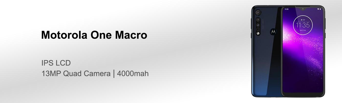 قیمت گوشی موتورولا One Macro