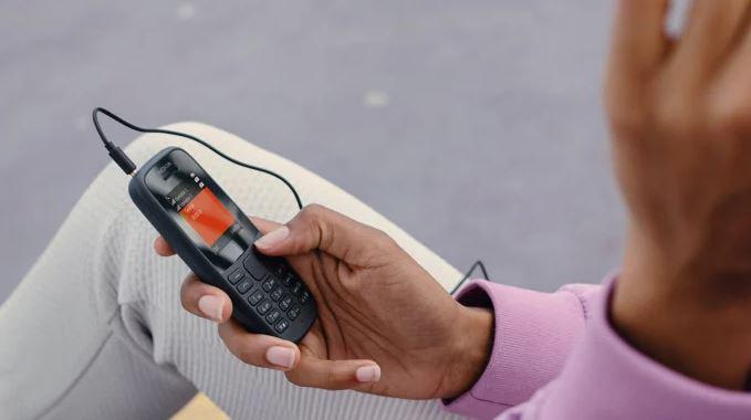 گوشی نوکیا 105 با حافظه مناسب