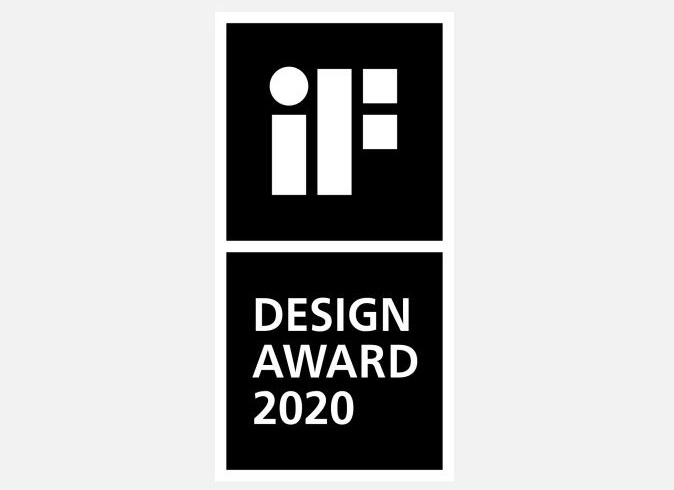 نوکیا 105، جایزه طراحی iF در سال 2020