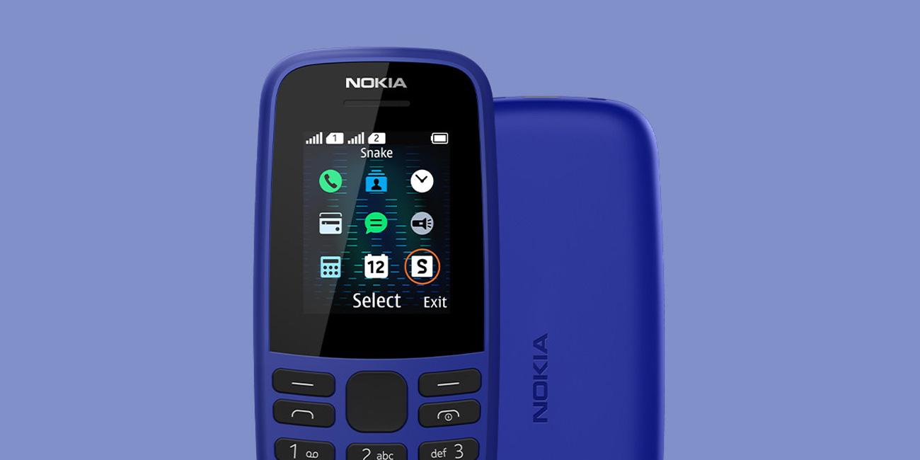 قیمت و مشخصات گوشی موبایل نوکیا 105