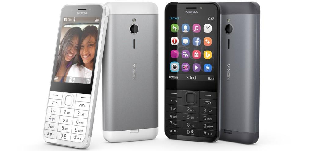 گوشی موبایل نوکیا مدل 230