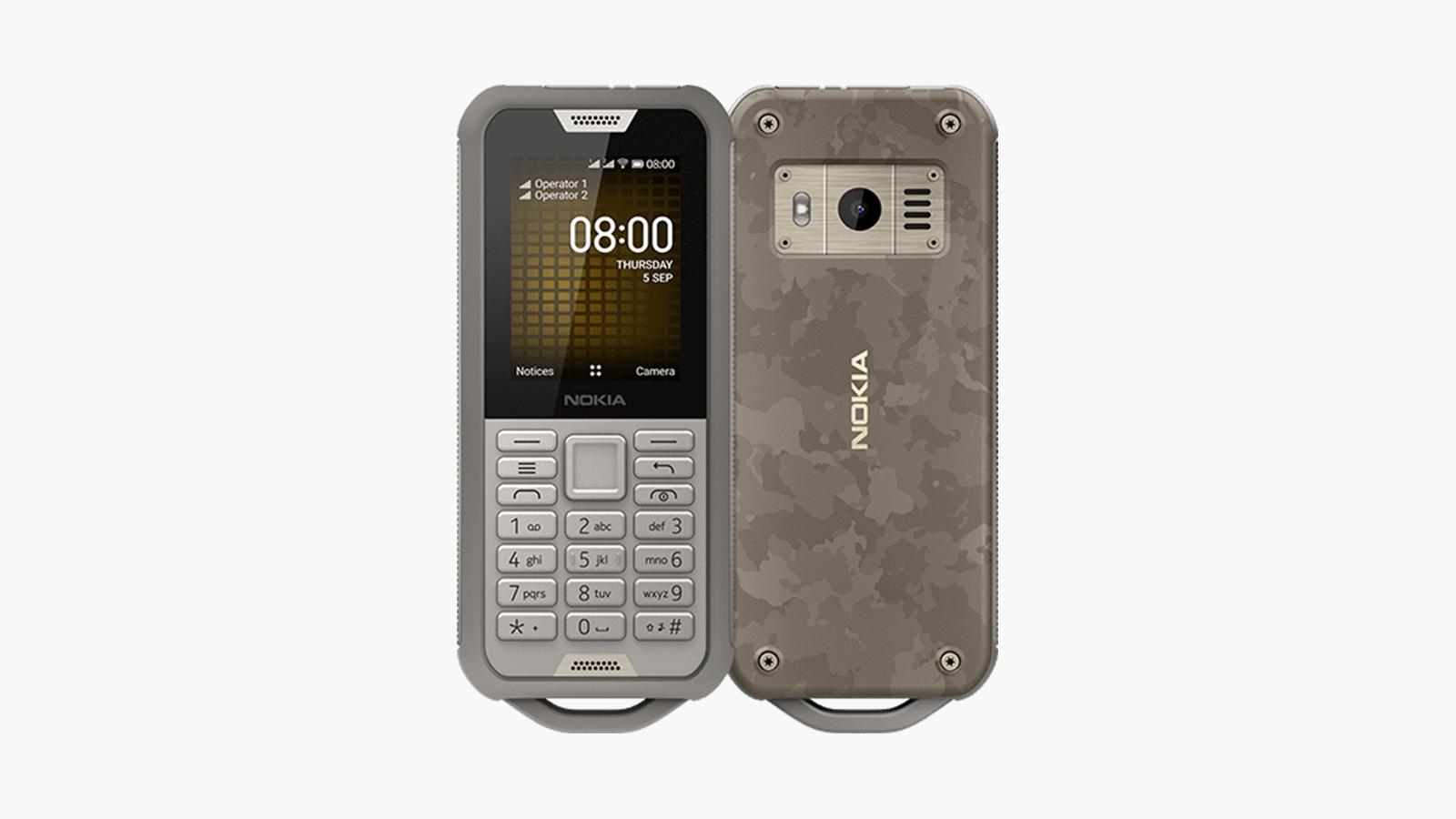 گوشی موبایل نوکیا مدل 800 Tough