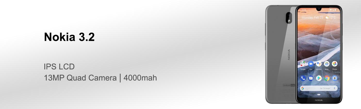 بررسی گوشی نوکیا 3.2