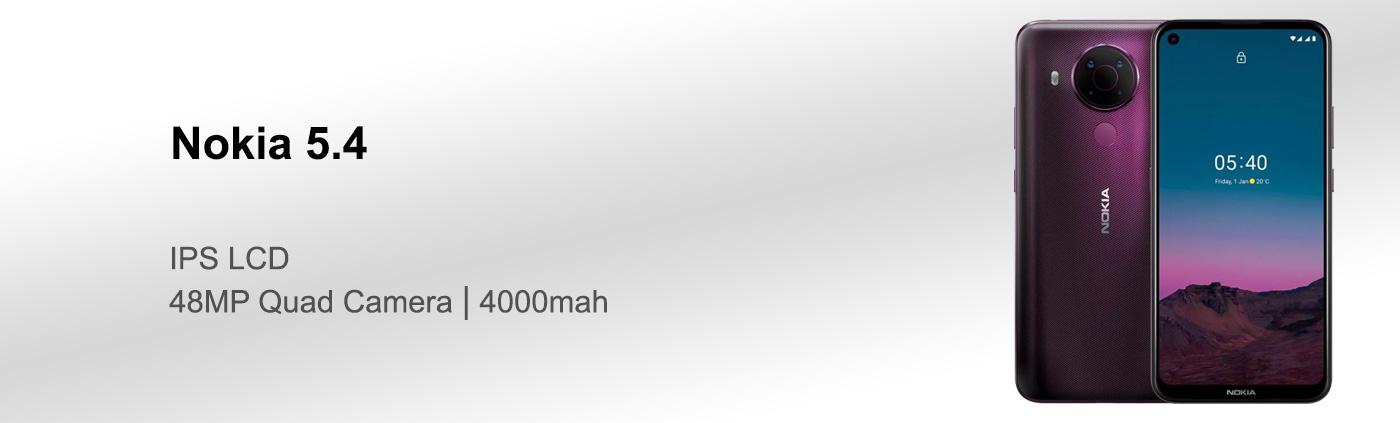 گوشی Nokia 5.4